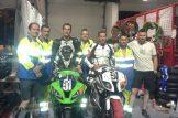 Team Motostand Endurance 500 miles 2014