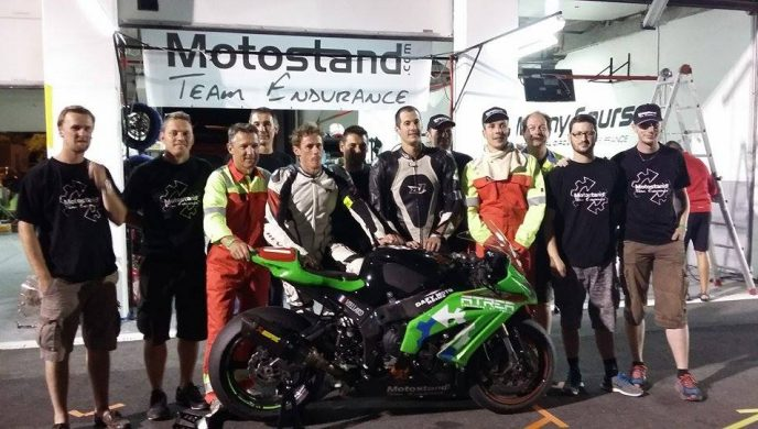 Le Team Motostand