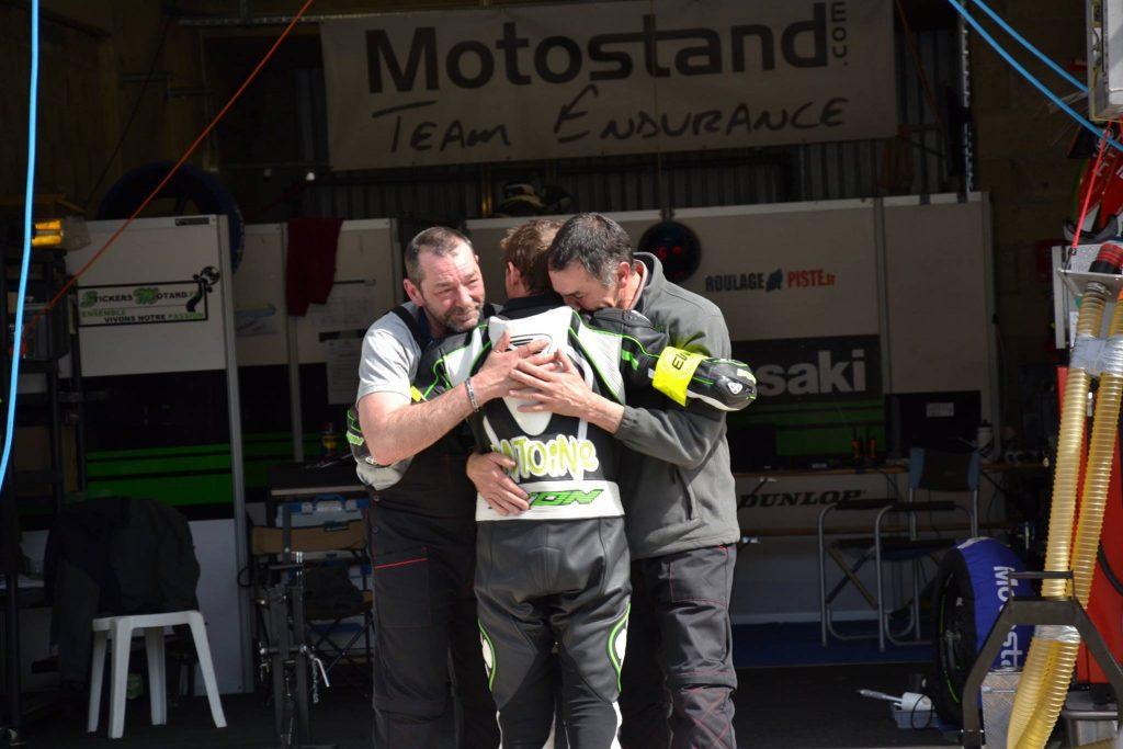 Motostand, plus qu'un Team, une famille