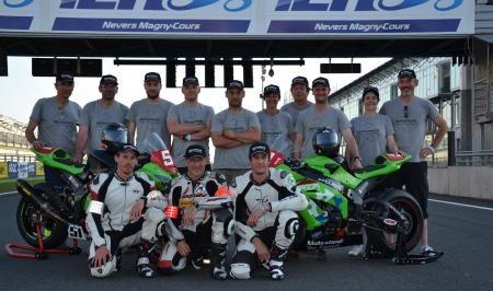 Team Motostand : 500 miles 2015
