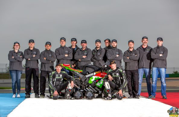 Team Motostand Endurance 12H de Magny-Cours. Photo Philippe Saccaro