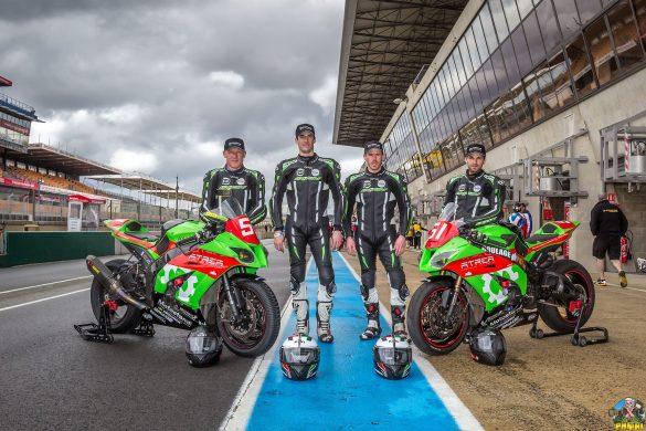 Team Motostand Endurance aux Pré mans