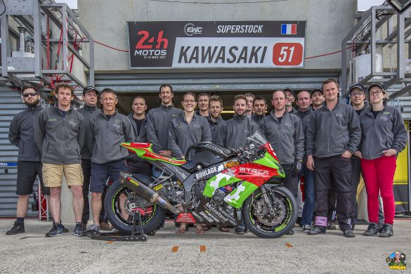 Team Motostand Endurance au complet