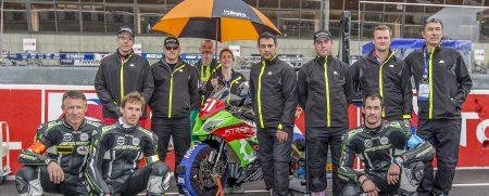 Team Motostand au départ des 24H motos